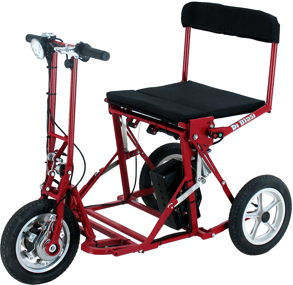 Pride Mobility Scooters - Moving Within Home Becomes Much Easier
